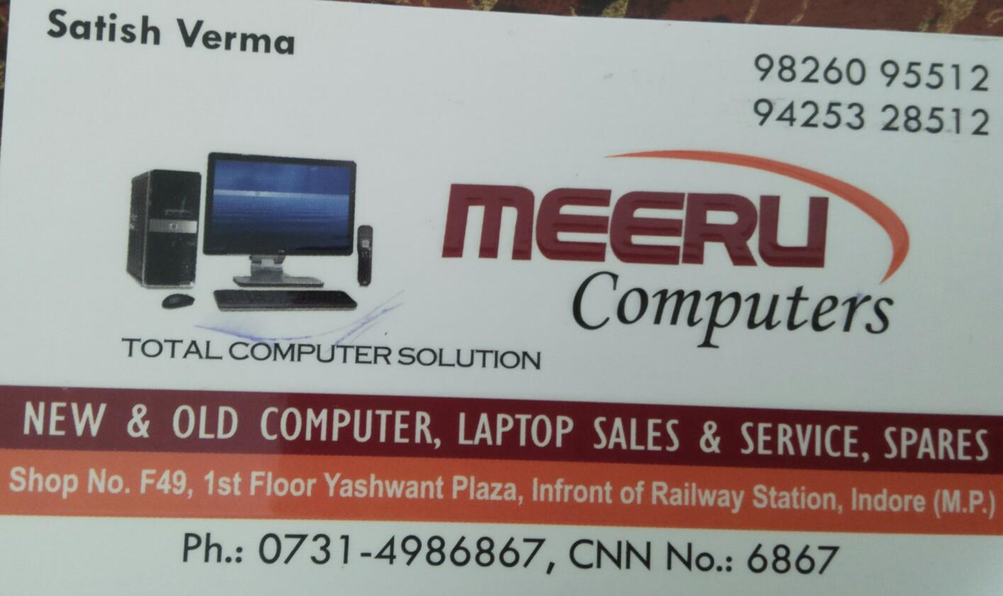 Meeru computers