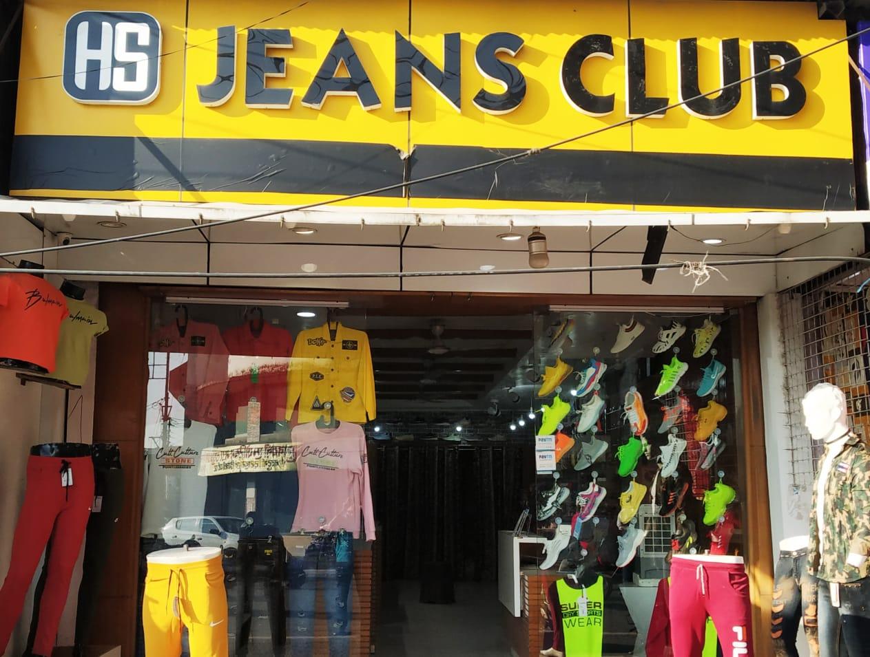 HS JEANS CLUB