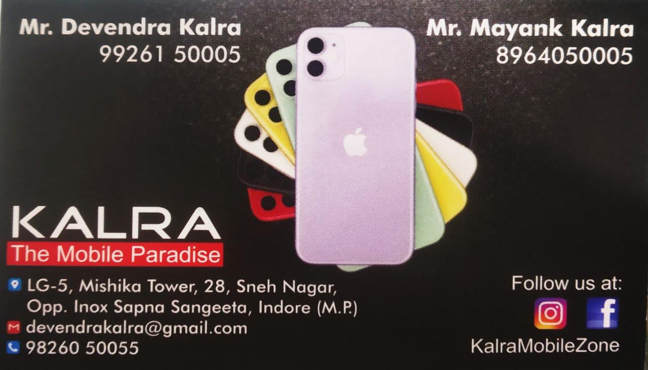 KALRA THE MOBILE PARADISE