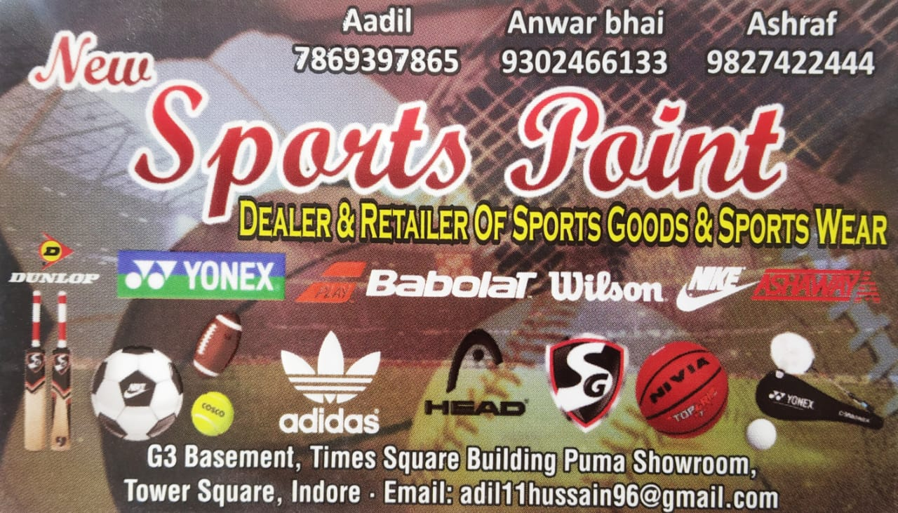 NEW SPORTS POINT