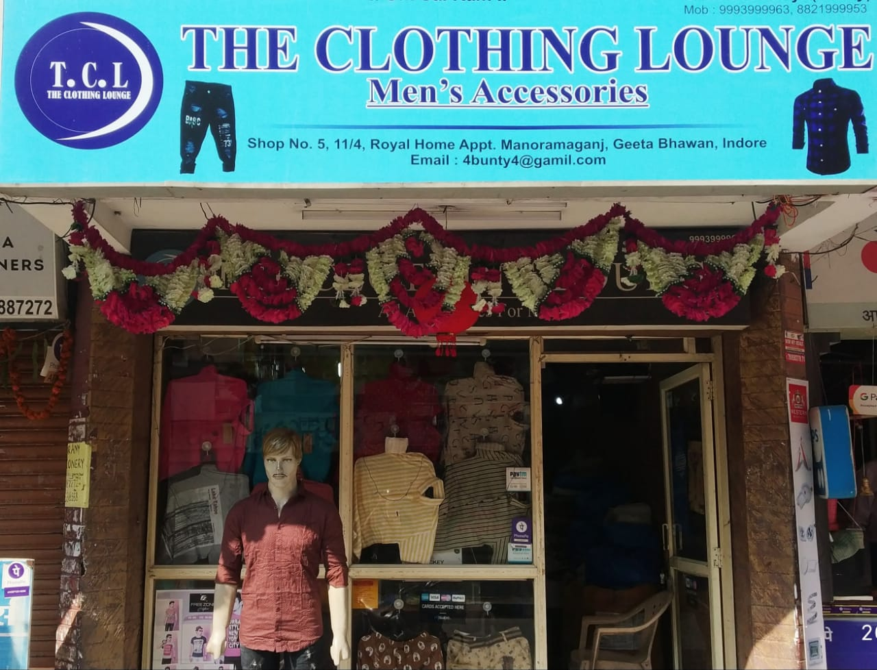 TCL THE CLOTHING LOUNGE
