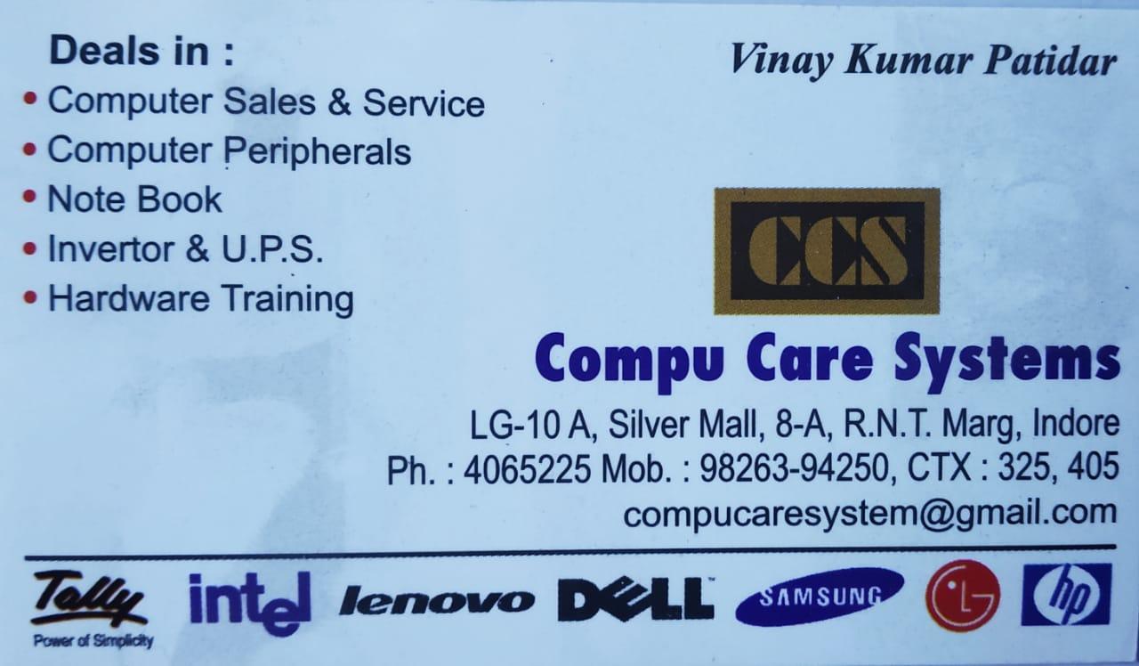 COMPU CARE SYSTEMS