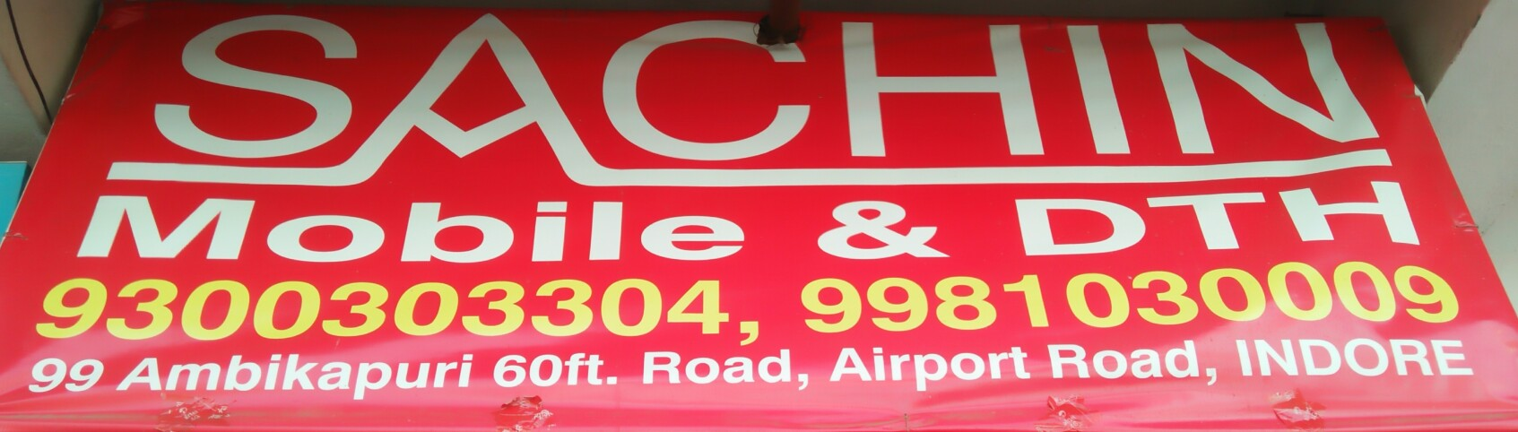 Sachin mobile store