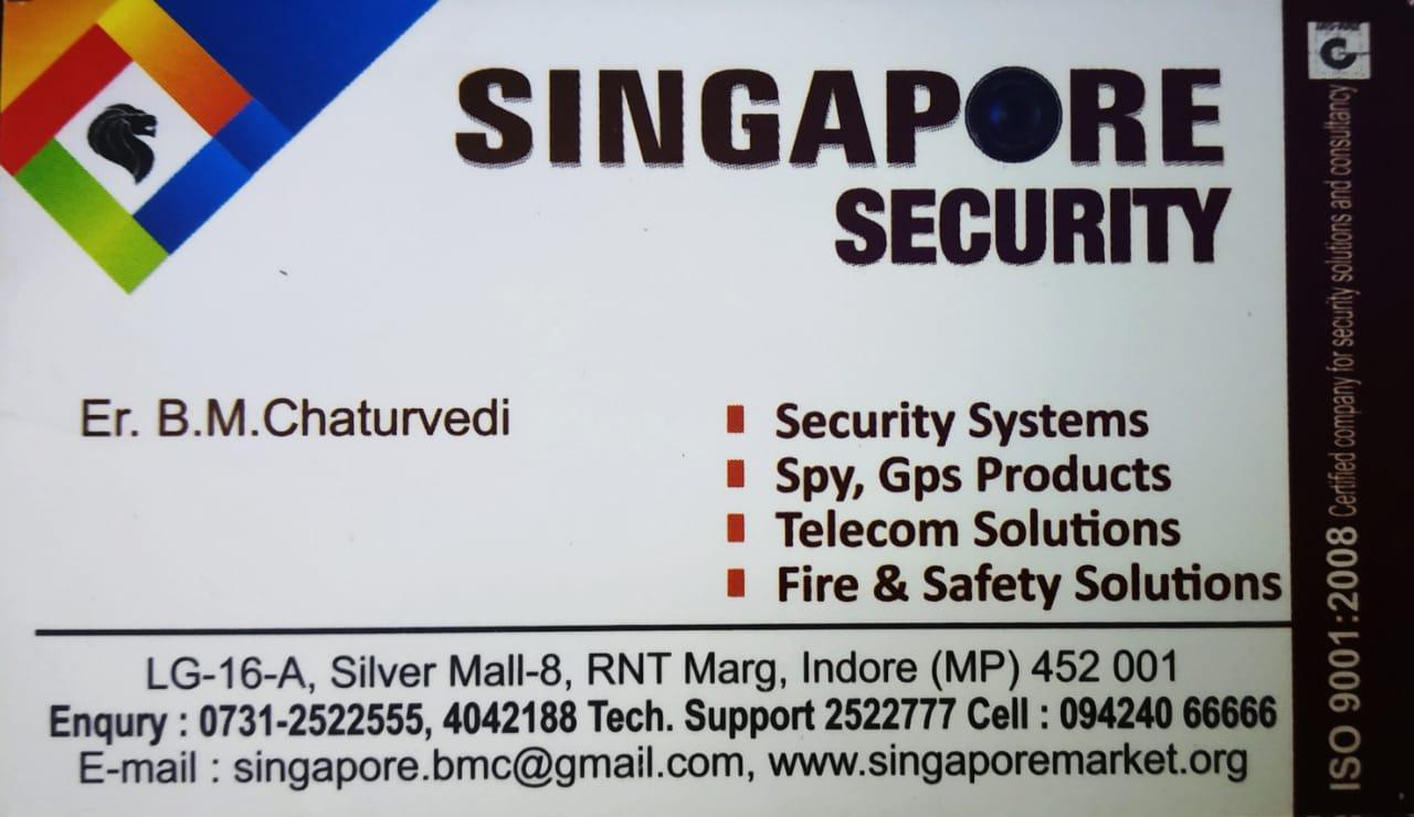 Singapore security