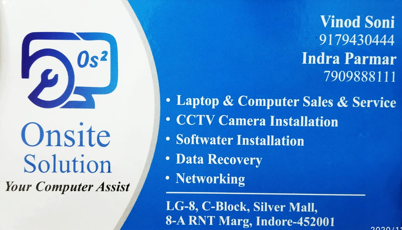 ONSITE SOLUTION
