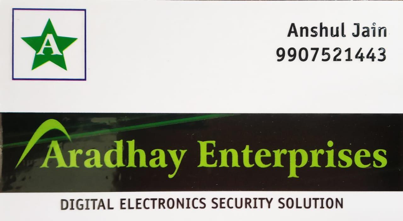 ARADHAY ENTERPRISES