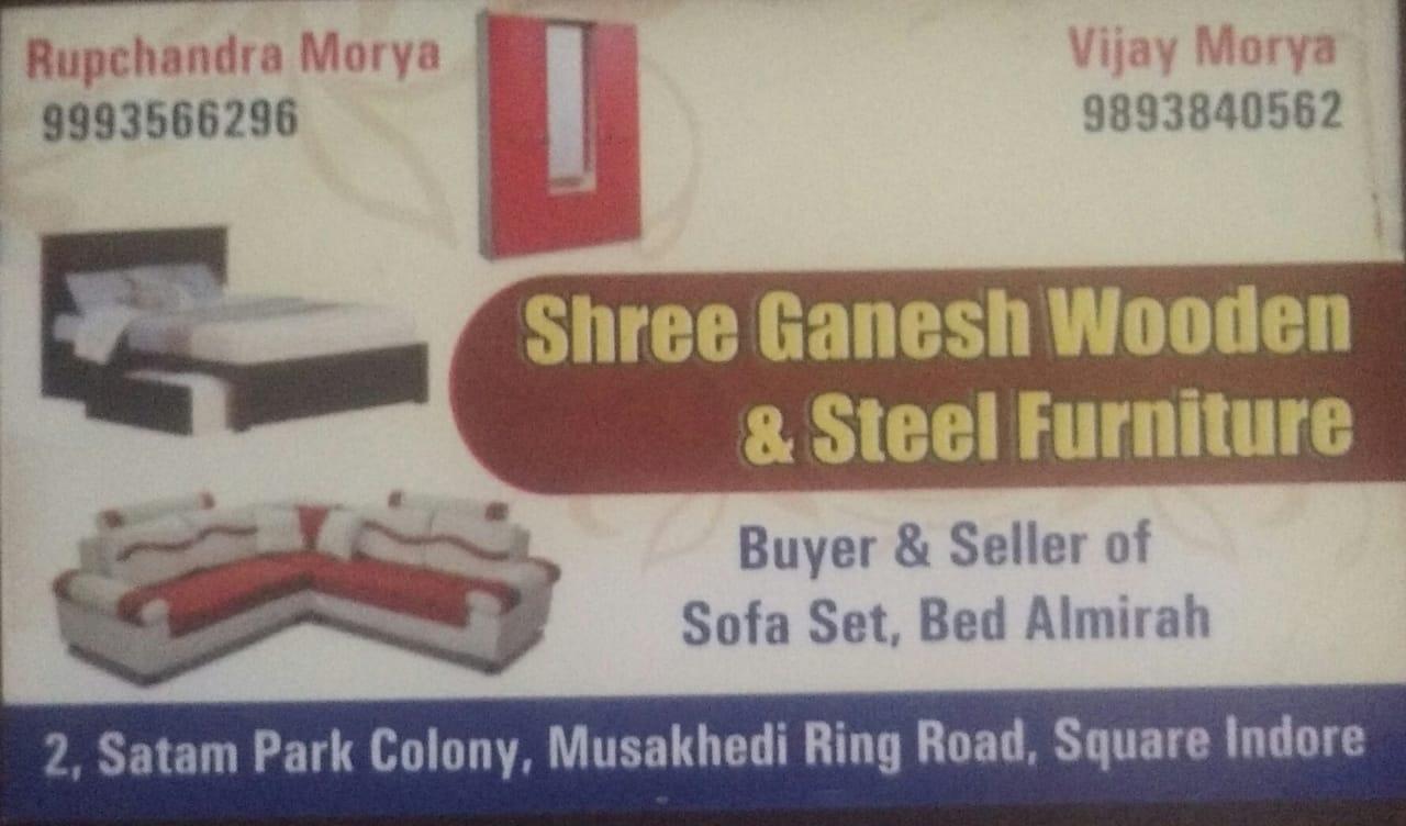 Shree Ganesh wooden & steel furniture