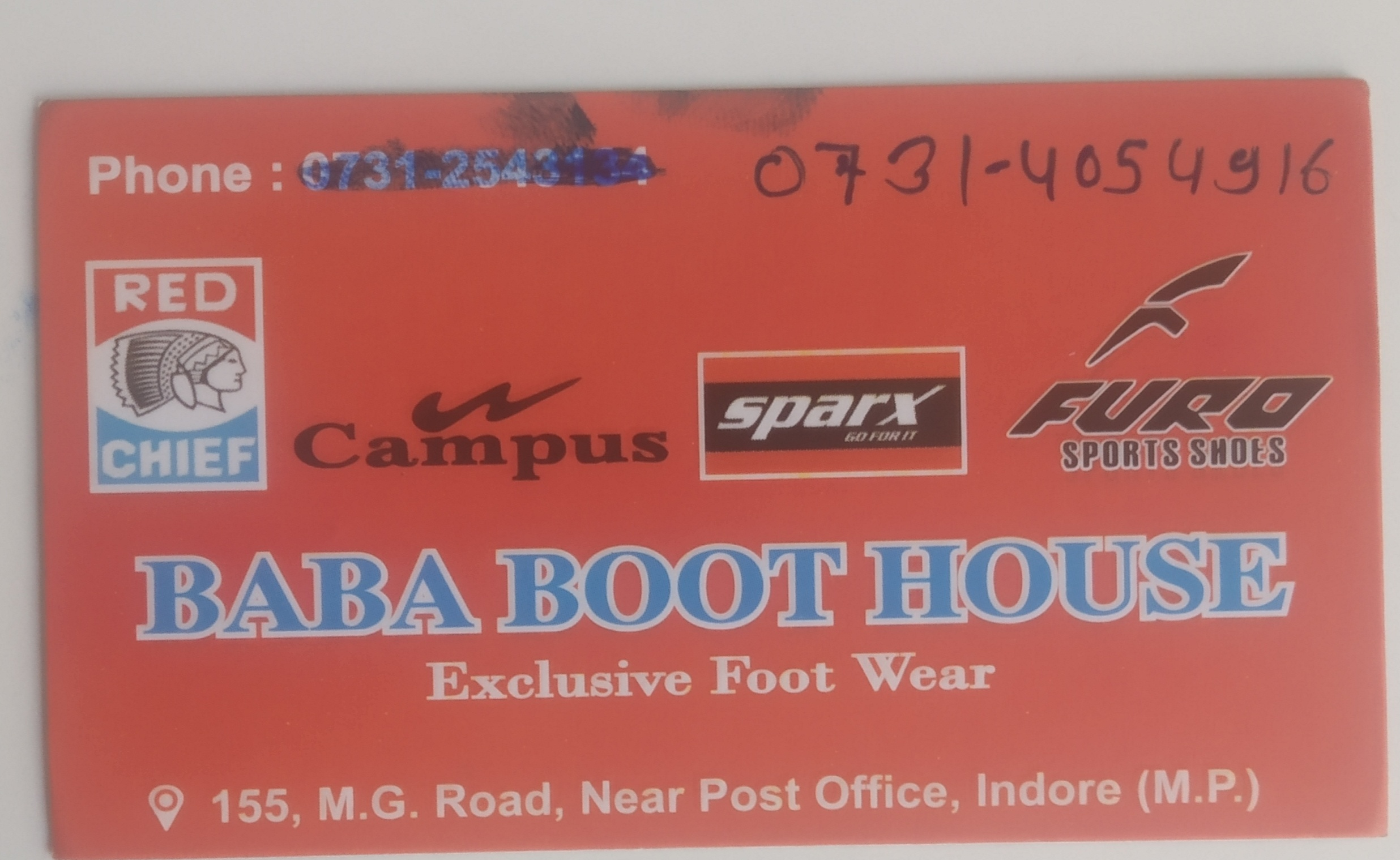 Baba boot house