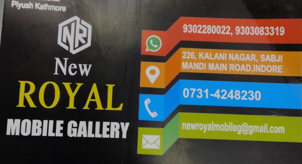 New Royal Mobile gellery