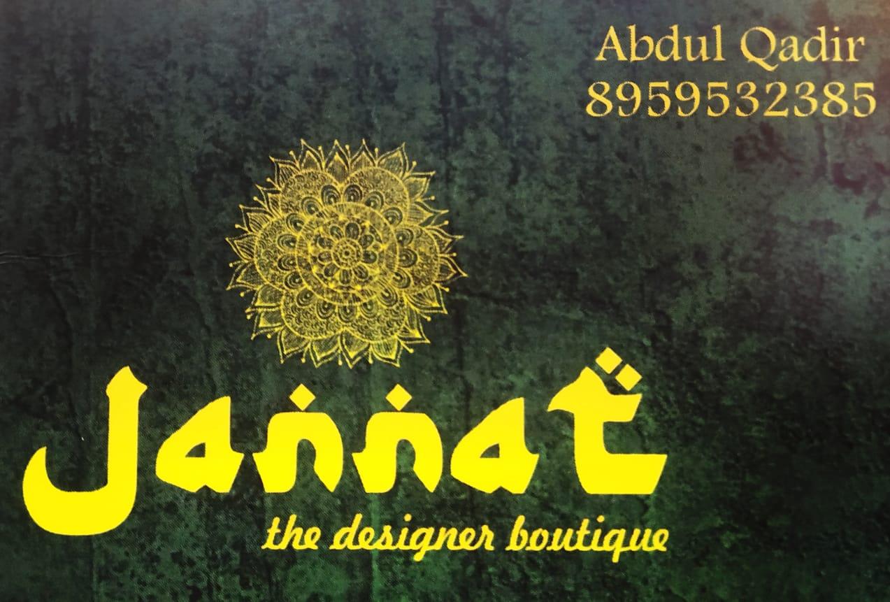 JANNAT THE DESIGNER BOUTIQUE