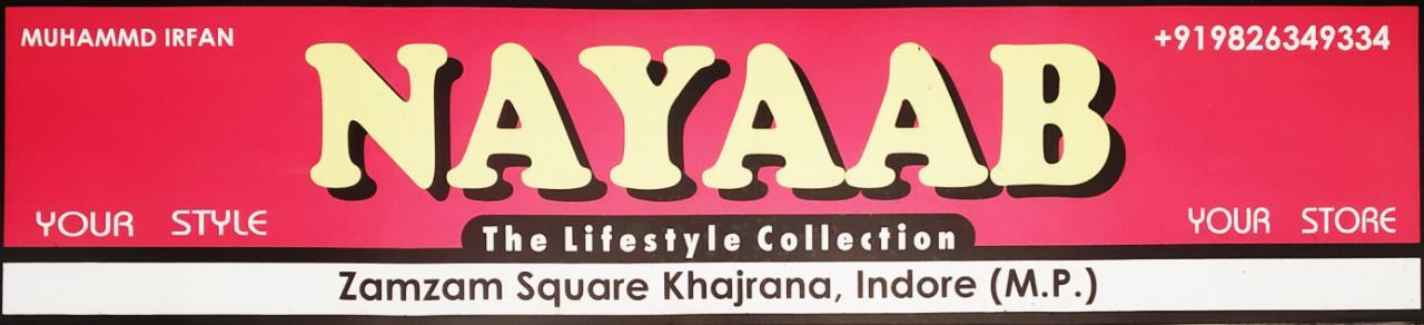 NAYAAB COLLECTION