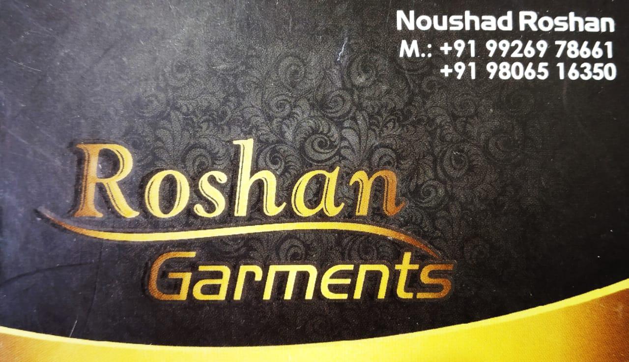 ROSHAN GARMENTS