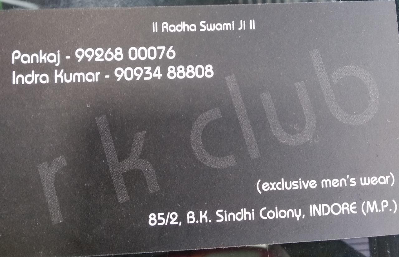 RK club