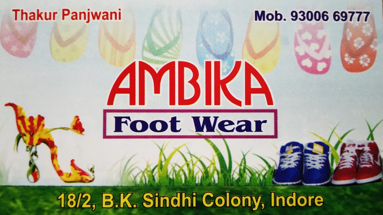 AMBIKA FOOTWEAR AND CREATIONS