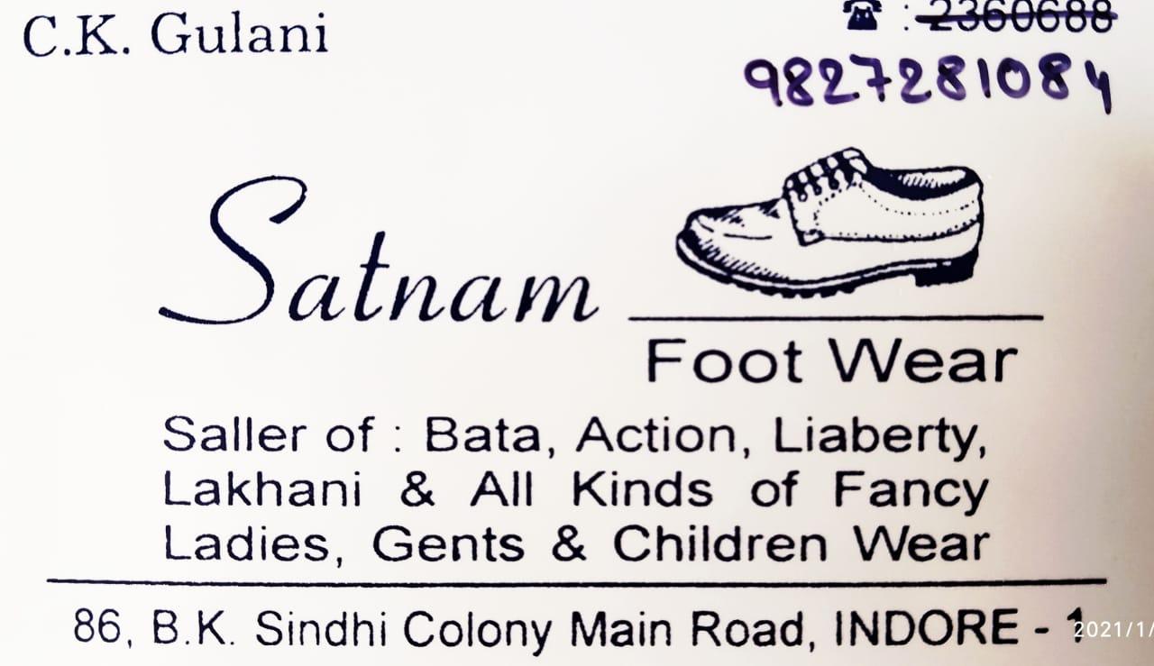 SATNAM FOOT WEAR
