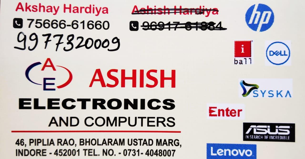 ASHISH ELECTRONICS