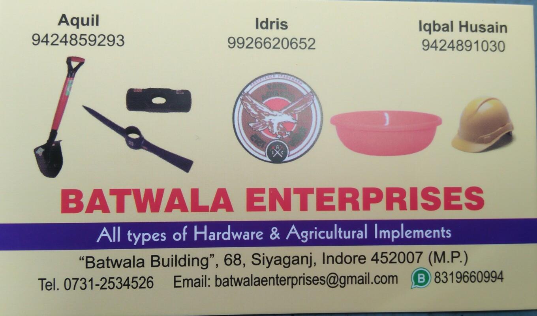 Batwala enterprise