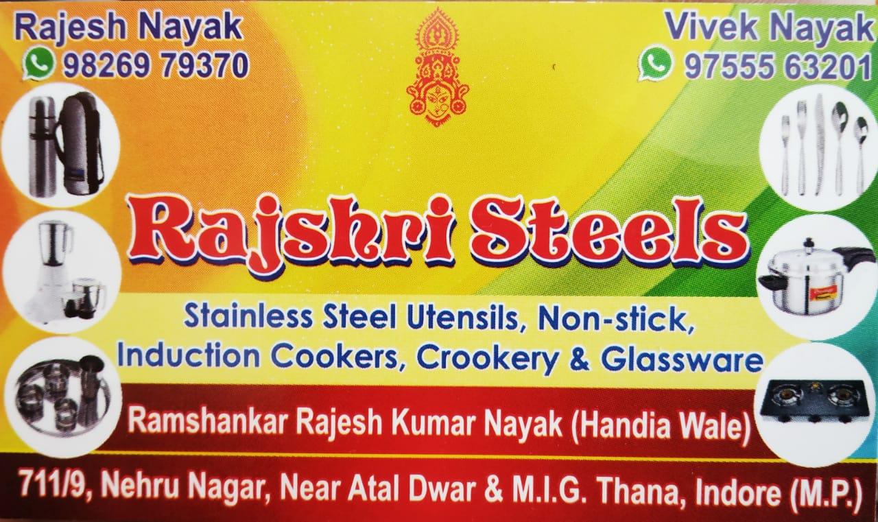 RAJSHRI STEELS