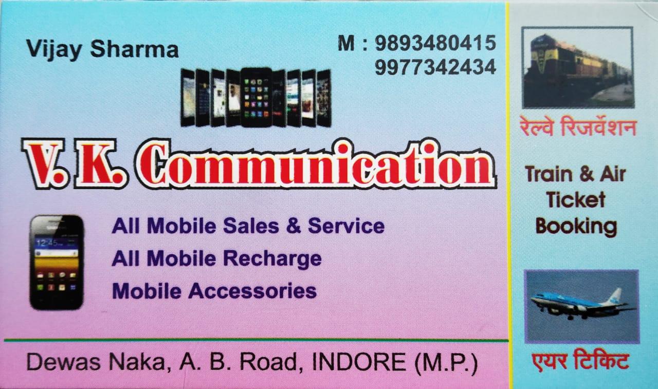 V.K. Communication