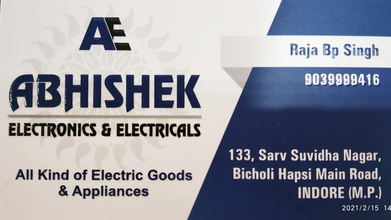 ABHISHEK ELECTRONICS & ELECTRICALS