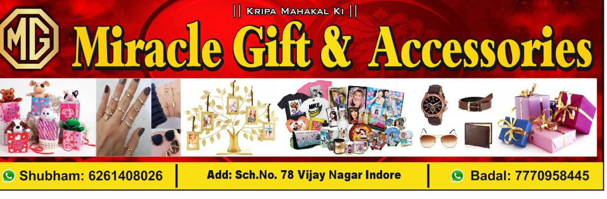 MIRACLE GIFT AND ACCESSORIES