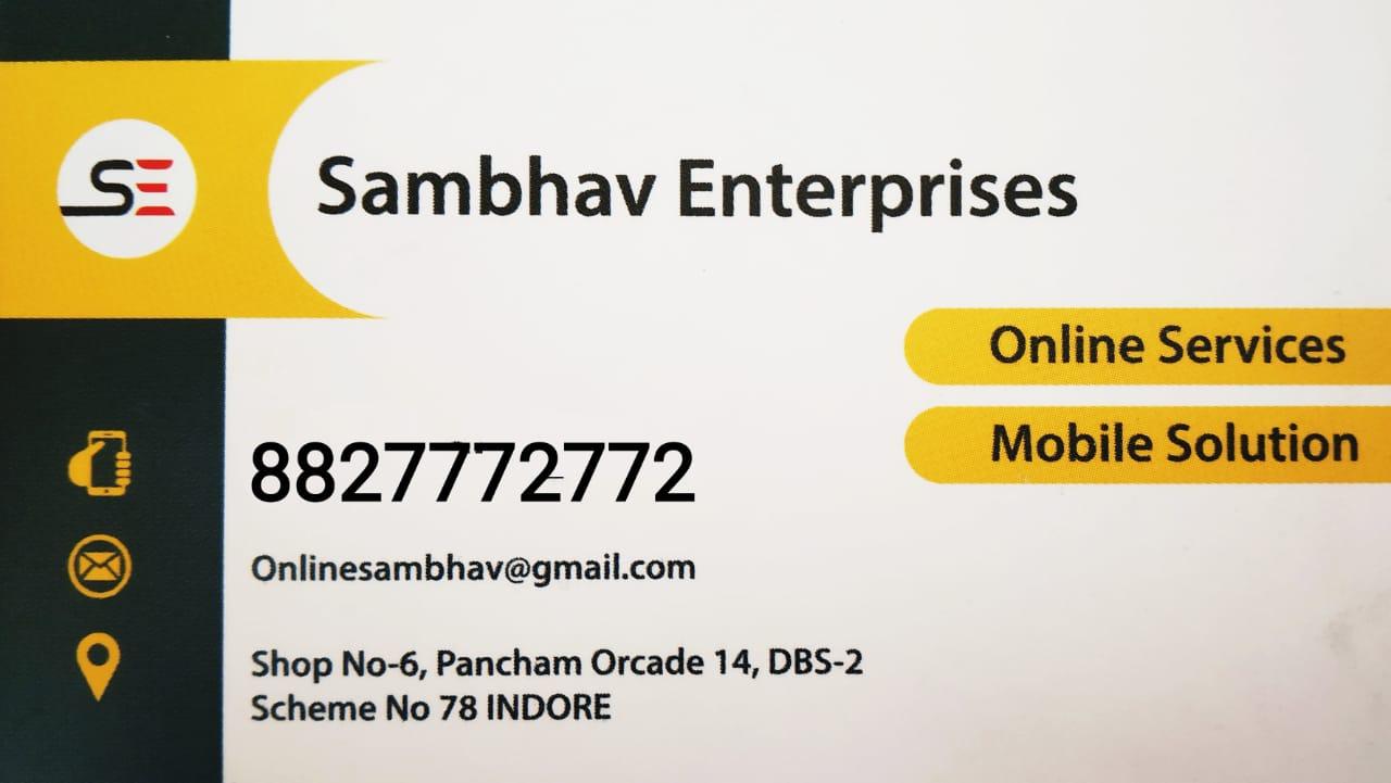 SAMBHAV ENTERPRISES
