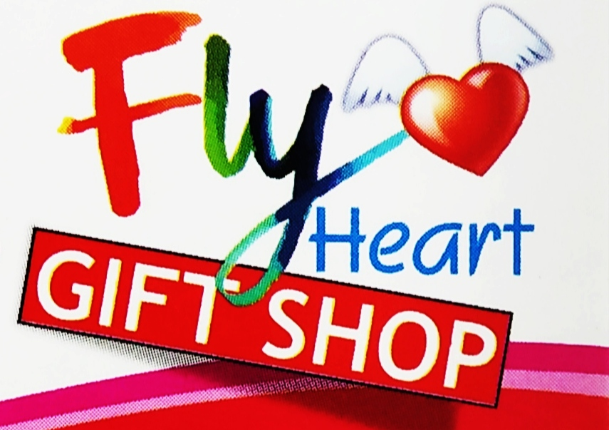 FLY HEART GIFT SHOP
