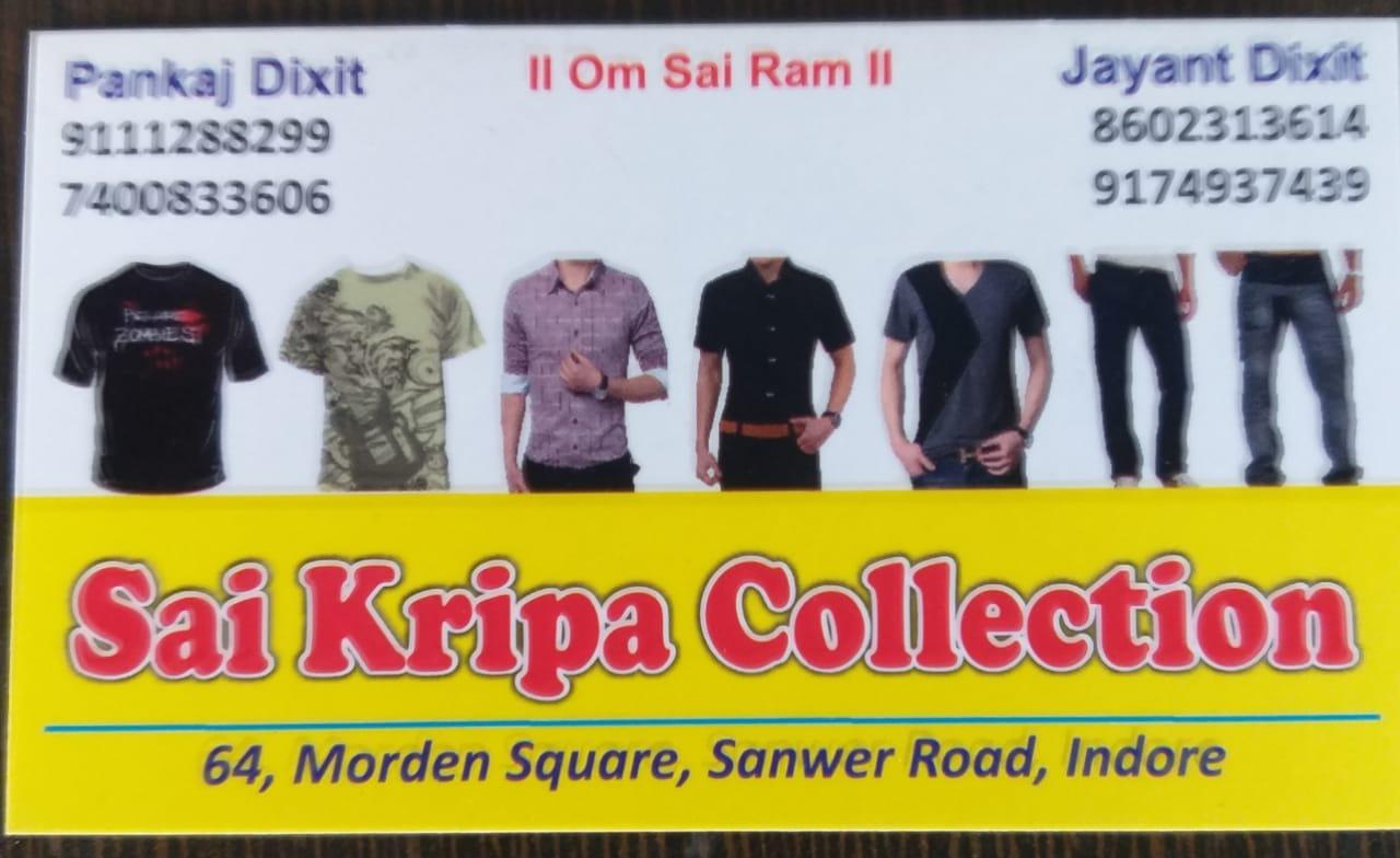 Sai kripa collection