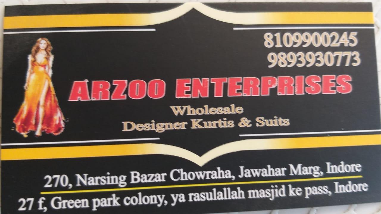 Arzoo boutique