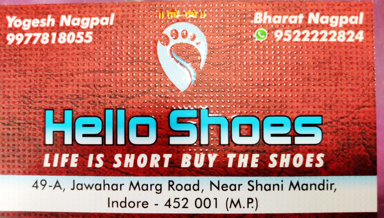 Hello shoes