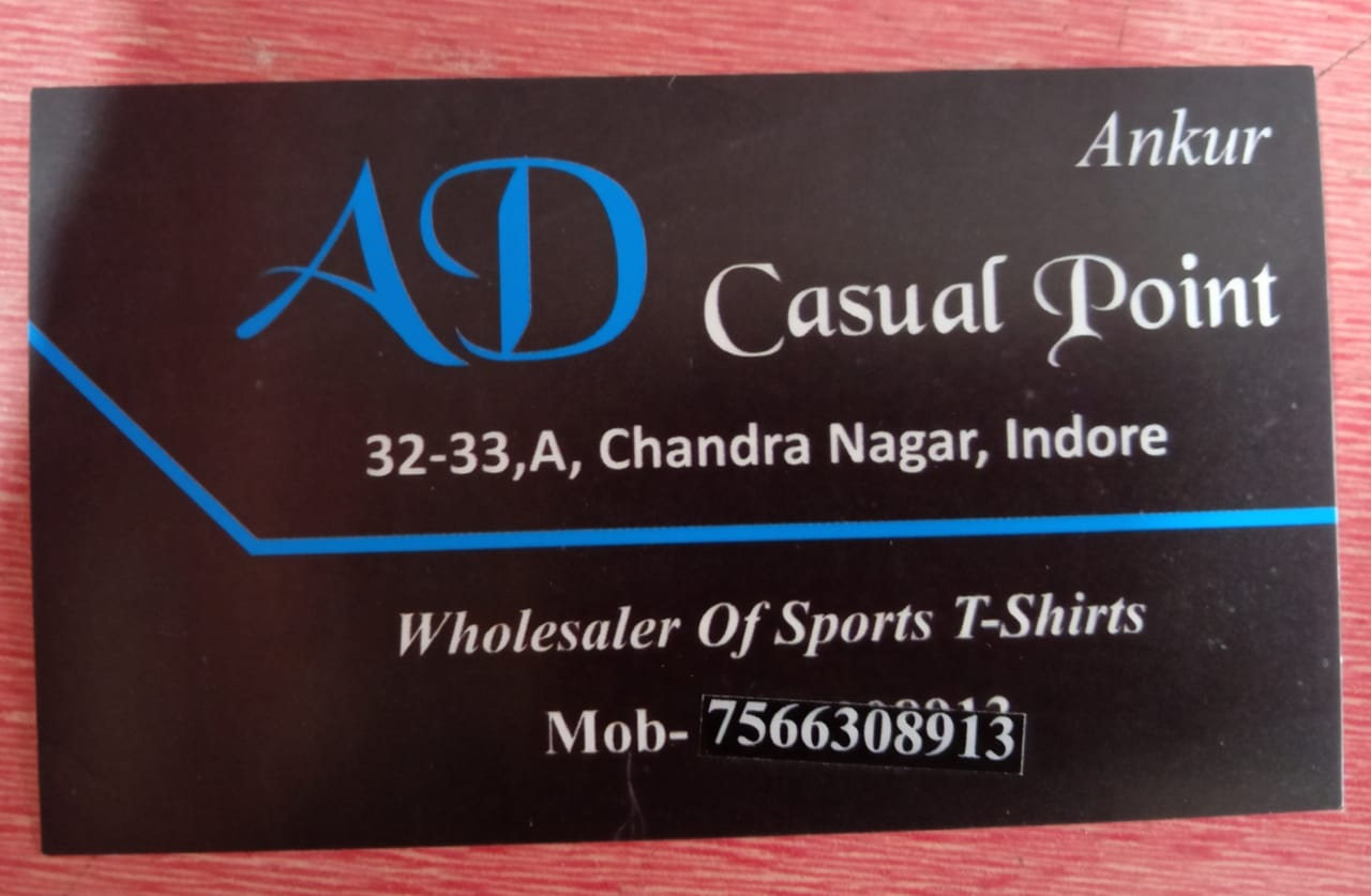 AD CASUAL POINT