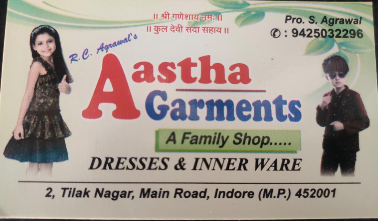 Aastha Garments