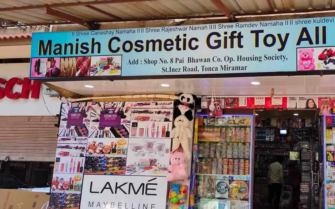 Manish Cosmetic Gifts Toy All