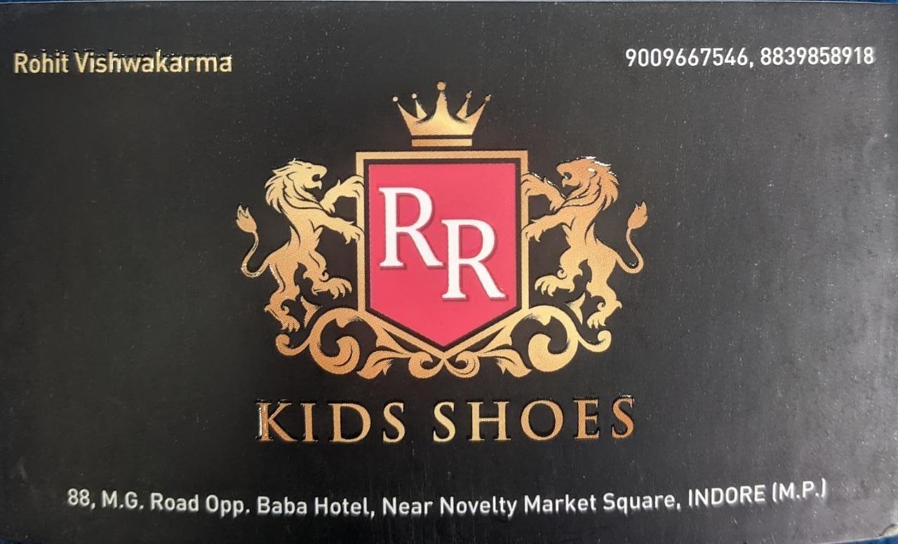 R.R shoes