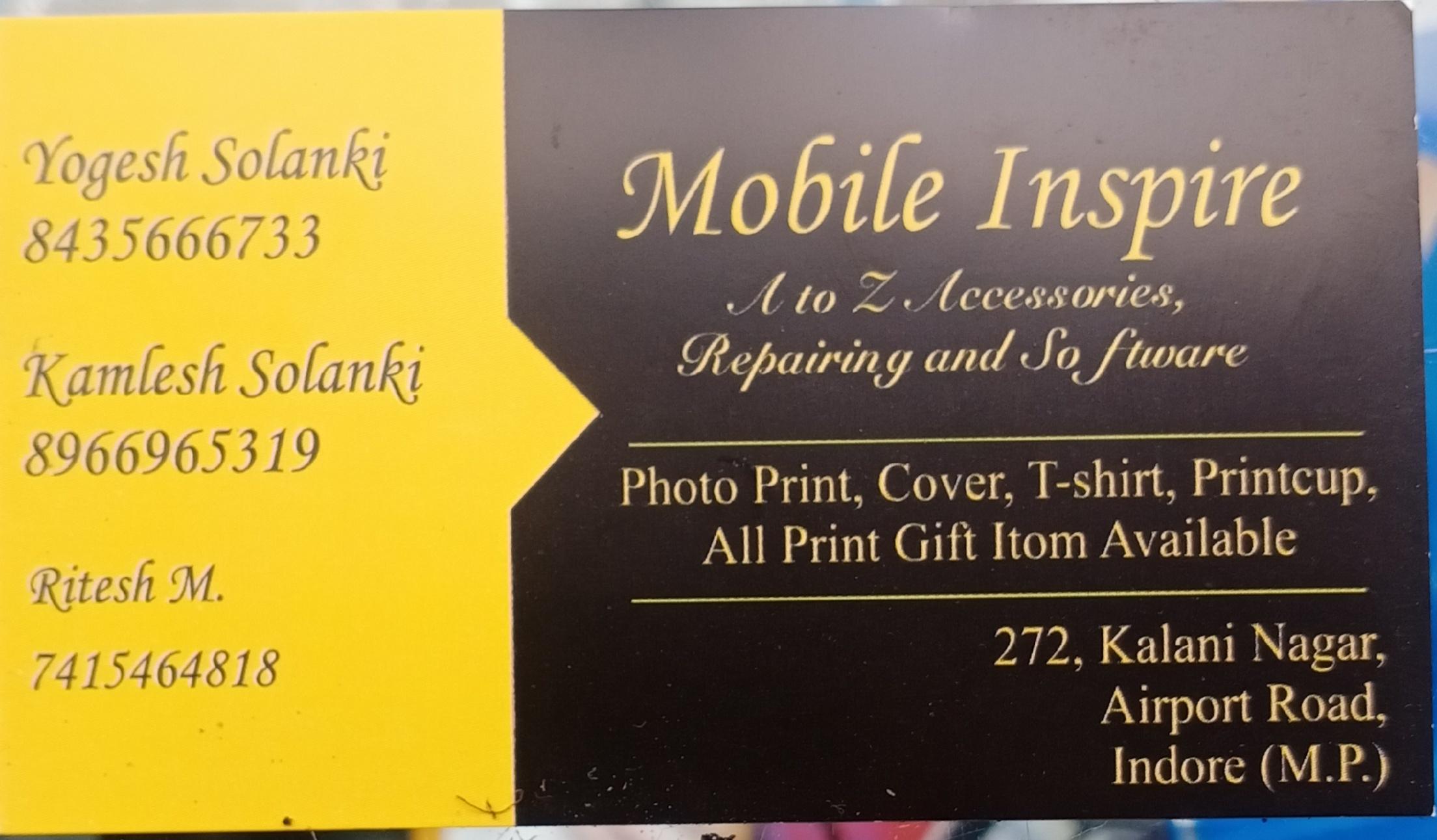 mobile inspire