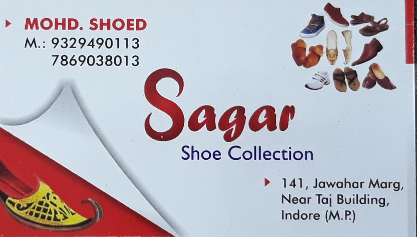 Sagar shoe collection