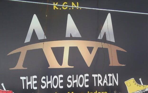 Am the shoe shoe train