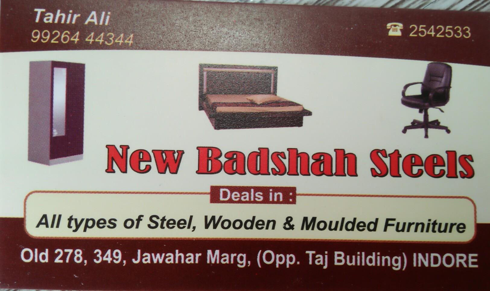 new badshah steels and furniture