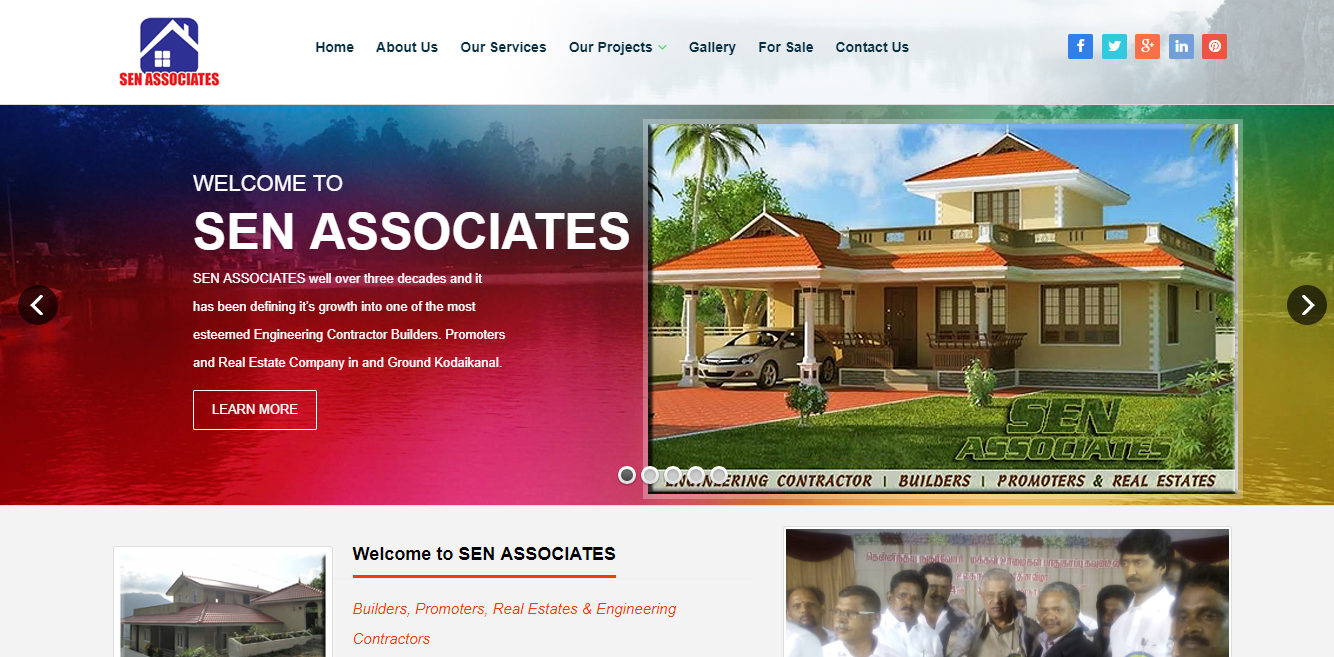 Sen Associates