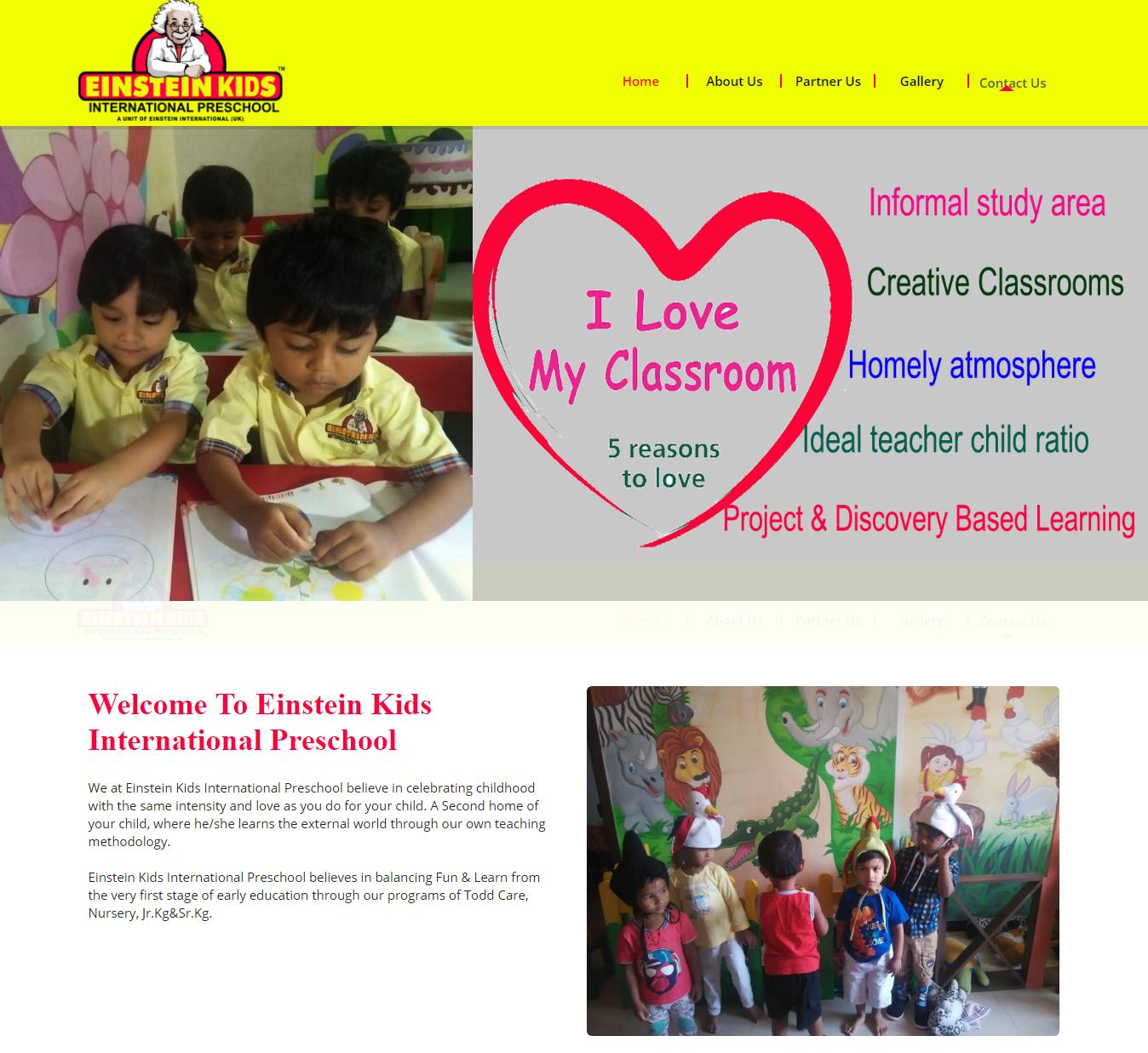 Einstein Kids  School