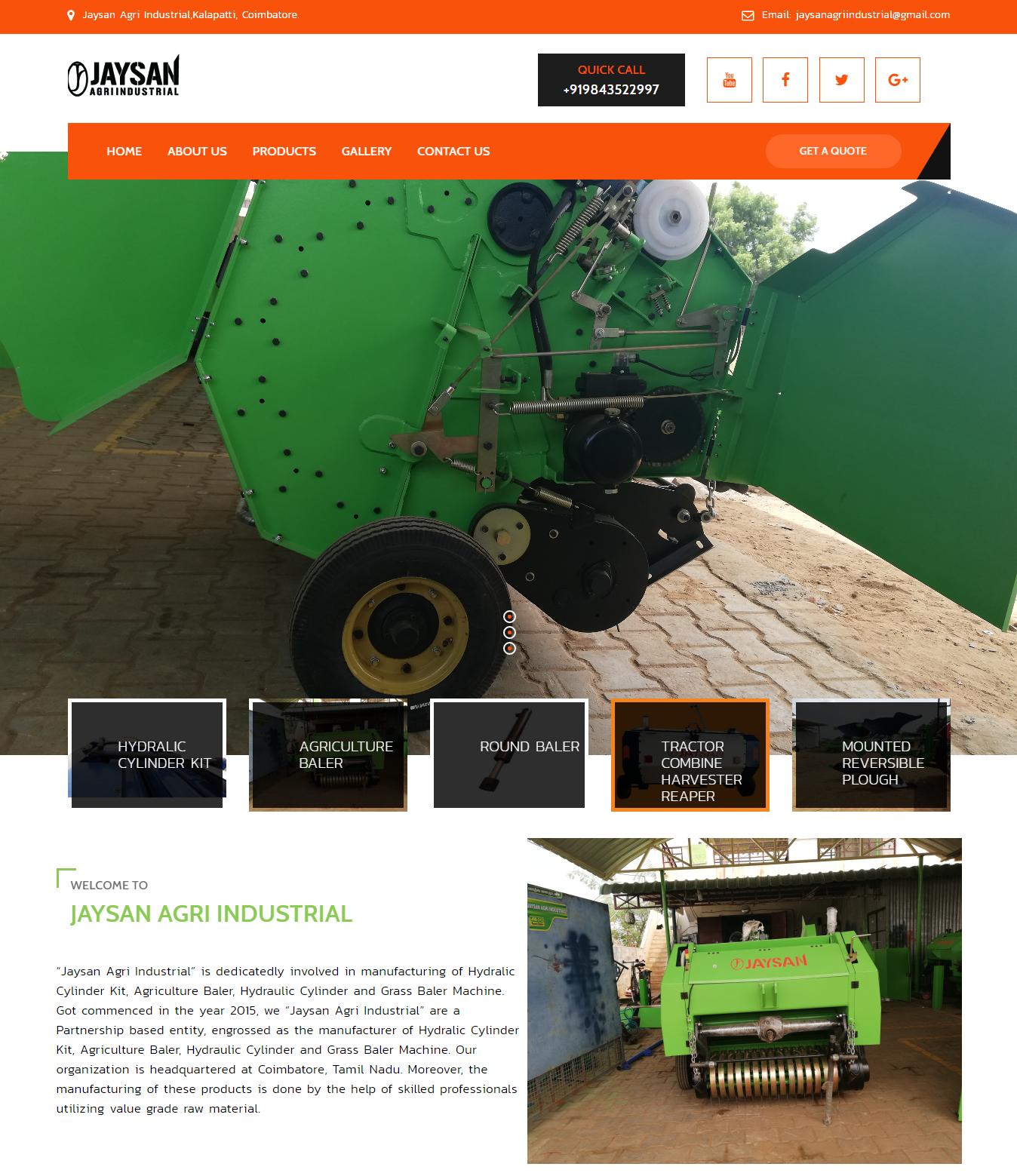 Jaysan Agriindustrial