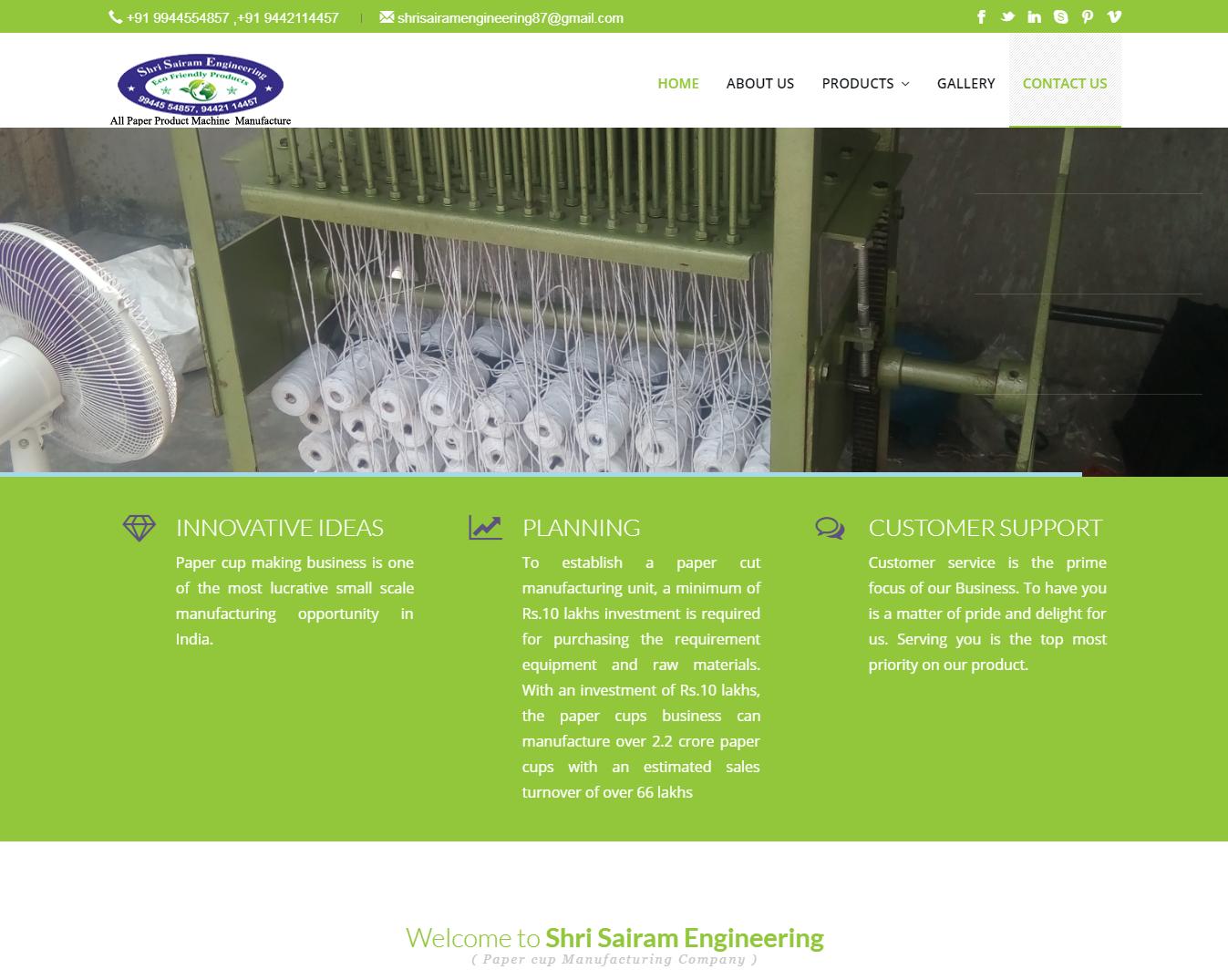 Shri Sairam Engineering