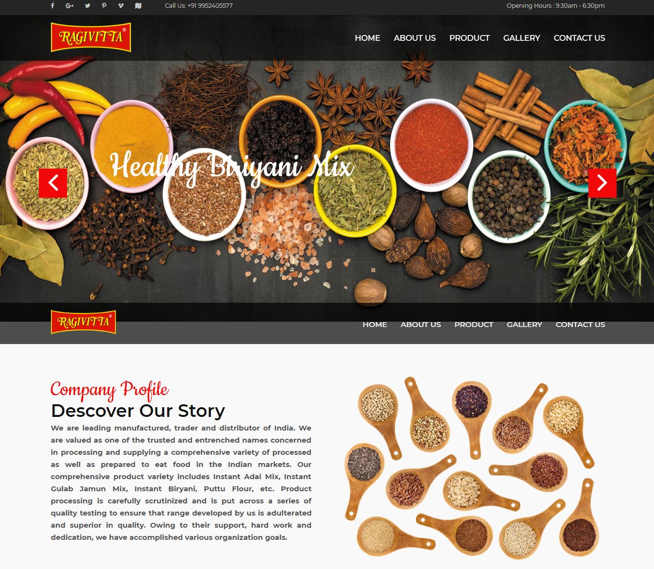 Akshaya Food Product