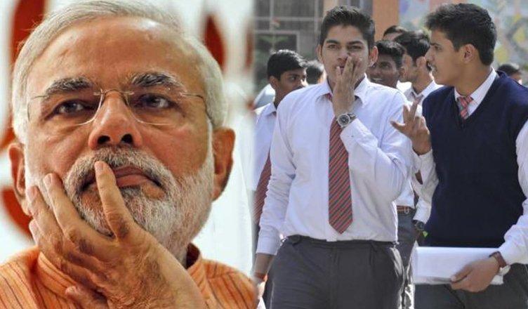 After paper leak of SSC, CBSE board exams, Modi Govt should