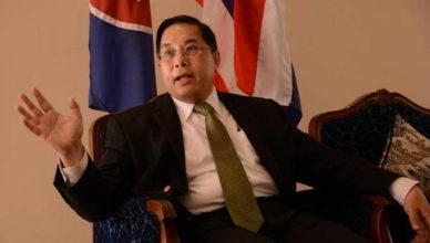 Thai ambassador
