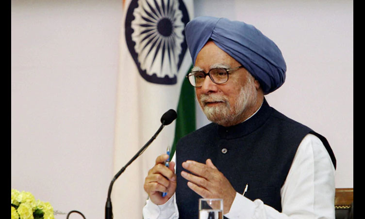 Modi Is A Paradoxical Prime Minister Manmohan Singh Real Report