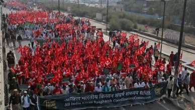 Kisan Mukti March
