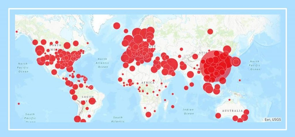 Coronavirus India Tracker
