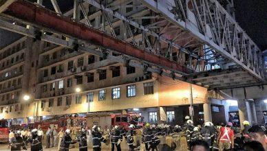 Mumbai overbridge collapse