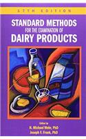 Standard Methods for the Examination of Dairy Products